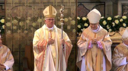 """Neue Folgen von """"mittendrin"""": Amtseinführung von Erzbischof Dr. Franz Lackner  jeweils um 10:30 und 20:30 Uhr auf FS1"""