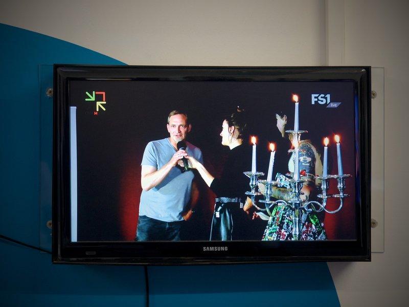 (Civilmedia Award Show Live Übertragung auf FS1 & Radiofabrik)