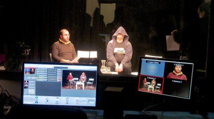 """""""Komm ins Fernsehen"""" – FS1 lädt zum Tag des offenen Fernsehstudios am Mittwoch dem 29. Januar von 13:00 bis 19:00 Uhr"""