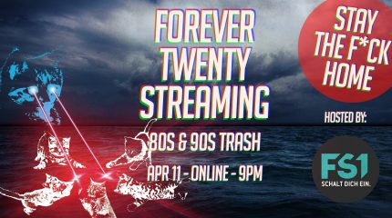 Forever Twenty Streaming Vol. 2 // 80s 90s Trash // hosted by FS1