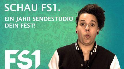 Dein Fest - 1 Jahr FS1 Sendestudio - Fr 14.6.2013 - 19h