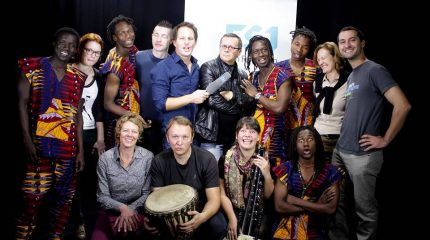 African Spirit LIVE bei FS1 am 9. November
