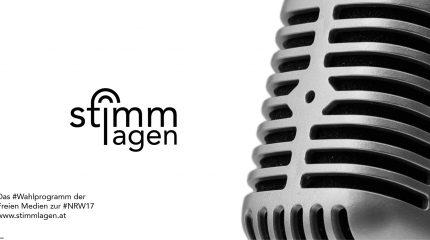 #Stimmlagen: Das Wahlprogramm der Freien Medien