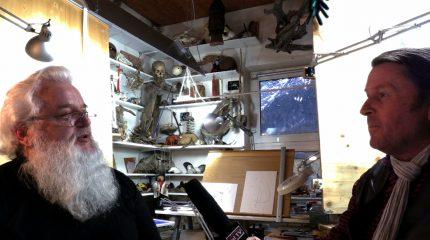 Ateliergespräche | Prof. Franz Wolf
