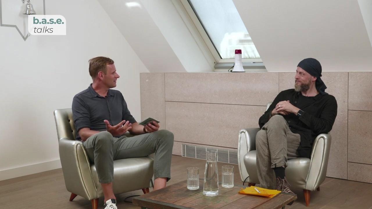 B.A.S.E. Talks. Interview Mit Markus Petzl Digitale Disruption, Mindfulness Und Flow Experience