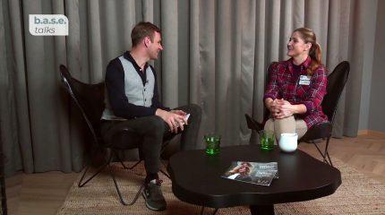 B.A.S.E. Talks | Lernen vom Spitzensport mit Elisabeth Görgl