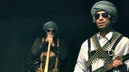Die Bavarian Taliban mit einer Live-Sendung aus dem FS1 Studio immer um 12:00 und 22:00 Uhr