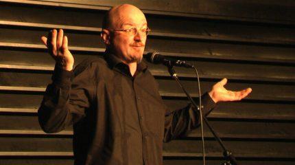 Neue Folge auf FS1: Comedy im Pub mit dem Comedian Christoph Eder immer um 9:00 und 19:00 Uhr im Programm