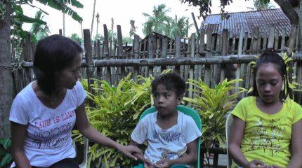 Reportage über die Stadtgemeinde Pasil nach der Taifun-Katastrophe auf den Philippinen um 13:00 und 21:00 Uhr im Programm