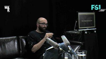 Neue Folge auf FS1: Der SubnetTalk diesmal mit Emanuele Bonetti immer um 11:50 und 21:50 Uhr im Programm