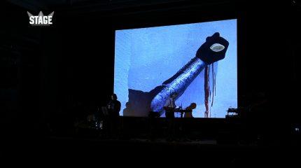 FS1 Stage im DAS KINO: Okabre plays SAYATA NOVA