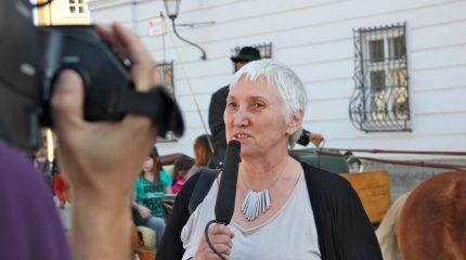 Stimm- und Sprechtraining von und mit Regina Würz