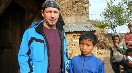 Mittendrin | Ein Besuch in Nepal. Schalt ein.
