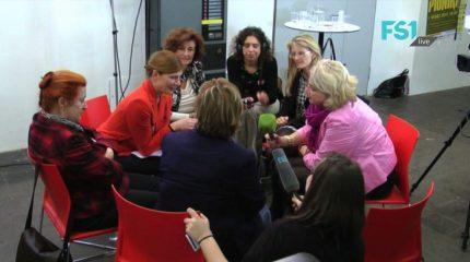 """Neu auf FS1: """"Reality Check – die Kandidatinnen zur Gemeinderatswahl 2014 diskutieren"""" immer um 10:25 und um 20:25 Uhr auf FS1"""