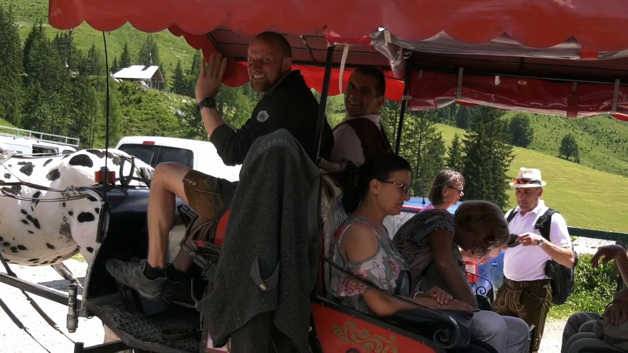 Lebenshilfe Salzburg Freiwilligenausflug Nach Filzmoos