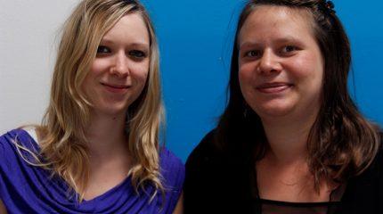 Mamaglück im Doppelpack: Die beiden FS1-Damen Lydia und Sara verabschieden sich vorerst ins Babyparadies