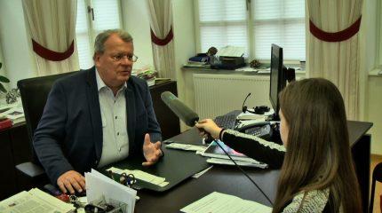 NMS Grödig Schulworkshop - Interviews zur Gemeinderatswahl 2019 in Grödig