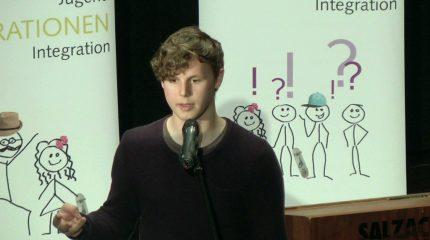 Neue Reden vom Jugendredewettbewerb 2016. Schalt ein.