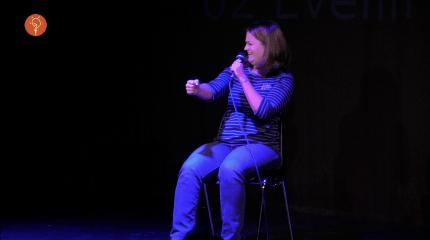 Humorlabor | Sprössling 2020 - Evelin Pichler