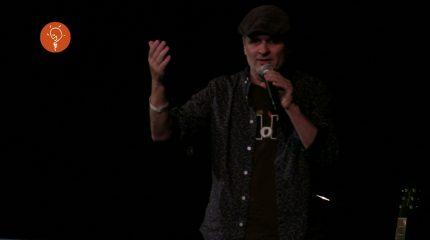 Humorlabor | Hubert von Blitzgneisser beim Salzburg Sprössling