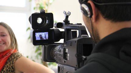 Neue TV-Workshops im Herbst. Mach mit.
