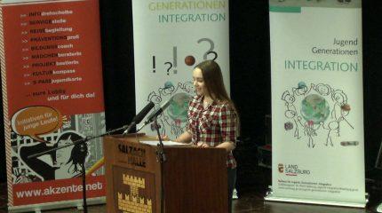 Jugend-Redewettbewerb |Diesmal: Tanja Kreidenhuber. Hör rein.