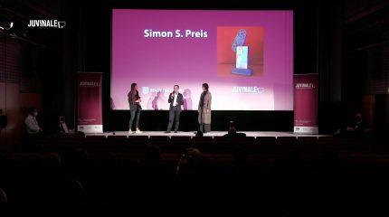 Juvinale '21 | Simon S. Preisverleihung