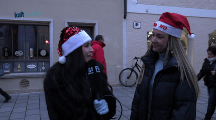 KULTmagazin | X-Mas Special: Das andere Christkind