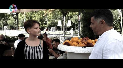 Kaleidoskop | Keinen Schritt zurück - Kurzfilm & Interview von Florian Juterschnig