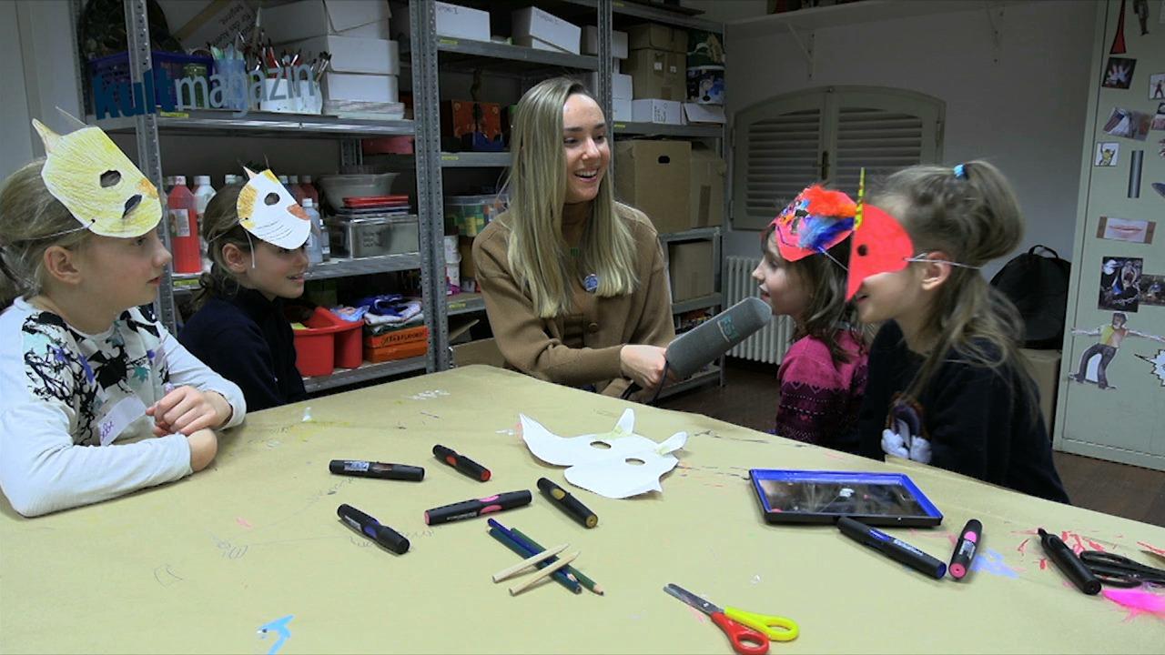 KULTmagazin Kunstvermittlung für Kinder