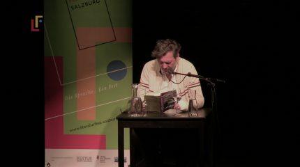 Literaturfest Salzburg | Eröffnung