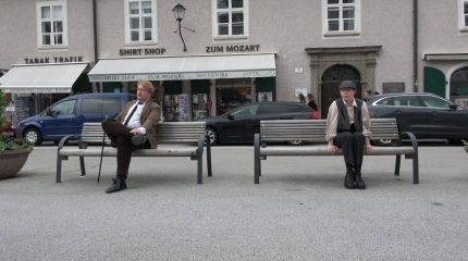 Literaturfest 2021 | Flexen am Mozartplatz