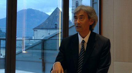 Kent Nagano im Gespräch | Interview von Paul Arzt & Sina Moser