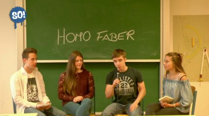 SO!TV Campus | Max Frisch: Homo Faber