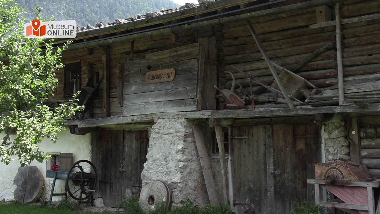 MuseumOnline Kalchofengut Unken