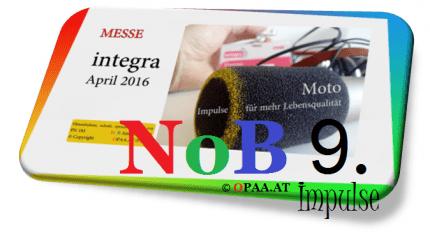 NoB 9. vom Mai | Impulse. Schalt ein.