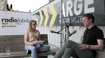 Unerhört! Interview mit Tobias Pötzelsberger