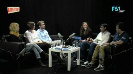 """Neue Folge auf FS1: Das Open Studio Special zum """"Langen Tag der Flucht"""" immer um 10:10 und 20:10 Uhr im Programm"""