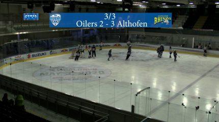 Powerplay | Oilers vs. Althofen