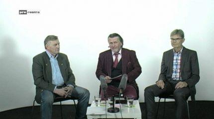 Neue Folge auf FS1: Die Sendung Pro & Contra zum Thema Genmais immer um 11:25 und 21:25 Uhr im Programm