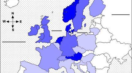 Österreich in Europa-Ranking der Community Medien auf Platz 4