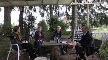 Supergau | Begrüßung Elisabeth Klaus und Elke Zobl