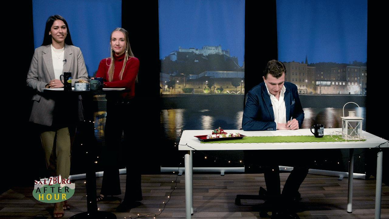 Salzburg After Hour Folge 3 Jingle All Out ENDGÜLTIGE VERSION