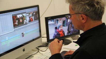 Videoschnitt-Workshop mit Premiere Pro CC. Cut mit.