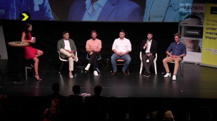 ARGEkultur |SINN & TONIC Business-Clubbing