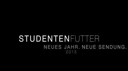 Die erste Folge von Studentenfutter - ab Samstag, 20.4. auch auf FS1 um jeweils 13 und 21 Uhr