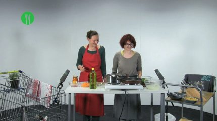 Programm-Tipp: Die Studioküche diesmal mit Paula Schlagbauer