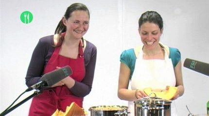 Hunger ist der beste Koch: Neue Ausgabe der Studioküche