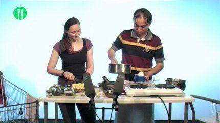 FS1-Studioküche mit neuer Folge: Die Welt der indisch-ayurvedischen Rezepte immer um 10:50 und 20:50 Uhr im Programm