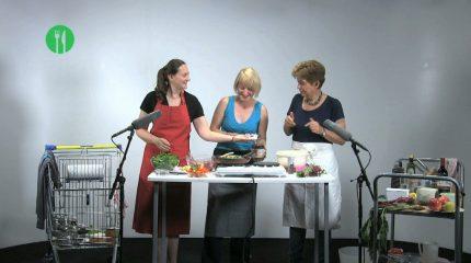 Programm-Tipp: Die Studioküche diesmal mit Gastköchinnen aus der Pflanzerei Schallmoos